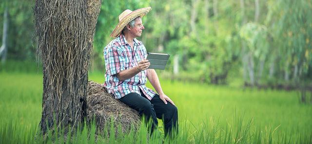 Man-tablet