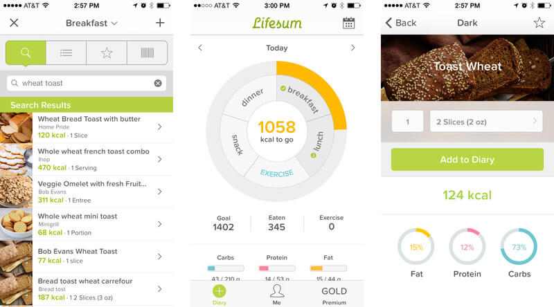 Lifesum-App